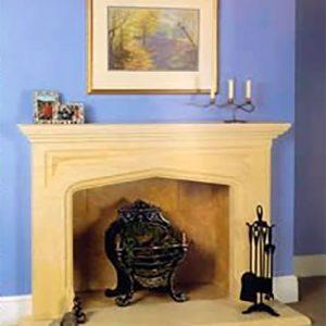 Bath and Portland Stone Fireplaces