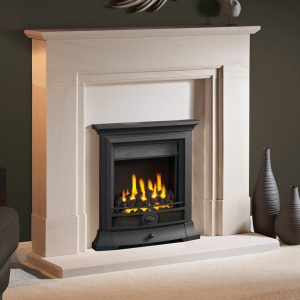 Portuguese Limestone Fireplaces