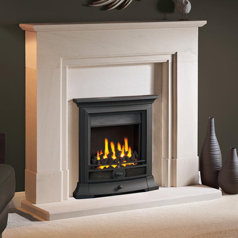 Portuguese Limestone Fireplaces
