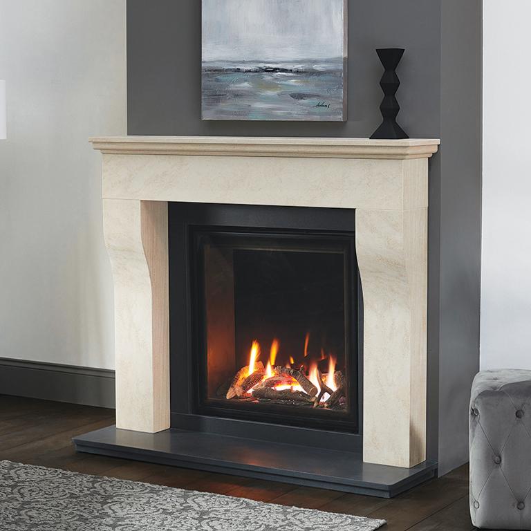 Corinthian Stone Fireplaces