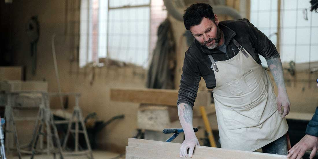 Tom - Stonemasons of Worcester About Us